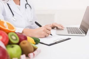 Get professional dietary advice whenever and wherever!