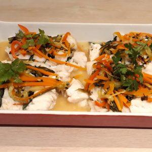 Thai-Style Baked Fish