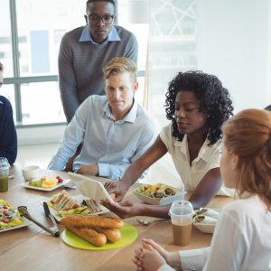 Dietary Intervention in the Workplace